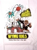 WYMG State Fair promo shirt - back